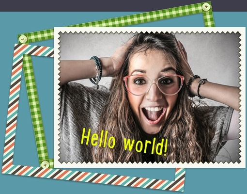 add text to photo online editor free